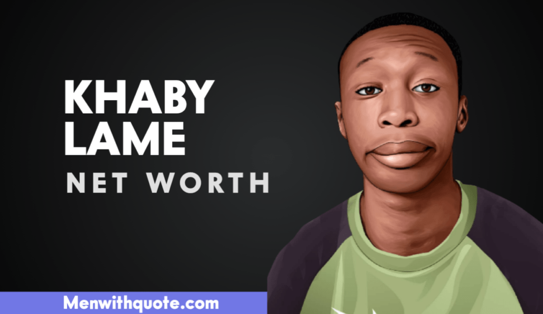 Khaby Lame Net Worth